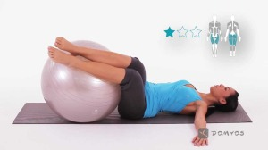 gym swiss ball