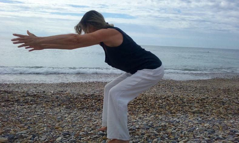 squat, quadriceps