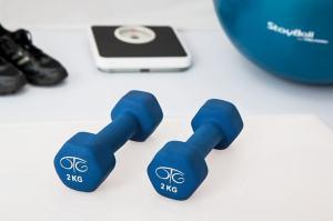 gym haltères atout forme